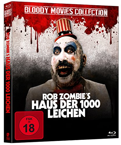 Rob Zombie's Haus der 1000 Leichen (Bloody Movies Collection) [Blu-ray]