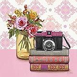 maranda-ti mt-ad1926Mi Taschenlampe Smile Handtaschen-Taschenlampe, Kunststoff, Rosa