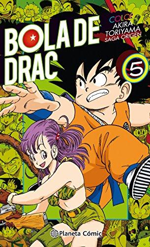 Bola de Drac Color Origen i Cinta Vermella nº 05/08 (Dragon Ball Color) por Akira Toriyama