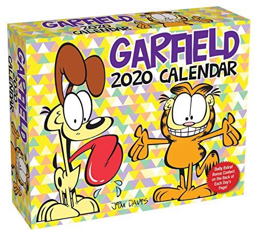 Garfield 2020: Original Andrews McMeel-Tagesabreißkalender [Kalendar]