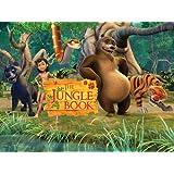 Springbok el libro de la selva Mowgli de aventuras Puzzle, 60piezas