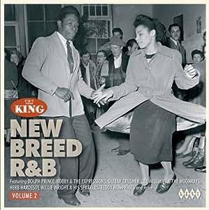 King New Breed R&B Volume 2