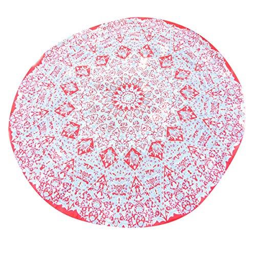 La Nouvelle Plage Européenne En Mousseline De Soie De Style Serviette Solaire Châle, écharpes Rondes,Style5 Style4