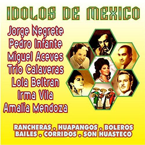 Ídolos de México Vol. 1