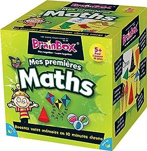 Green Board Games BrainBox My First Maths Niño Niño/niña - Juegos educativos (Caja)