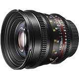 walimex pro 50/1,5 Video DSLR Canon EF