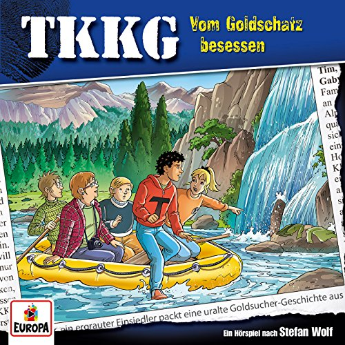 TKKG (201) Vom Goldschatz besessen - Europa 2017