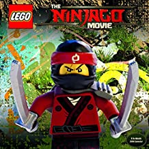 The Lego Ninjago Movie 2018 Calendar