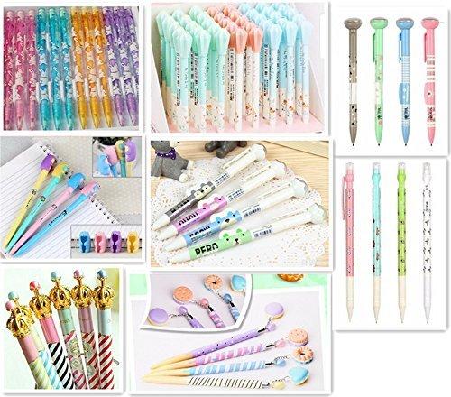 Jollin 12Cute coreano Kawaii mecánica lápices