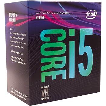 Intel BX80684I58400 8th Gen Core i5-8400 Processor