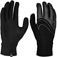 Nike 360 Mens Lightweight Tech Running Gloves, Guanti Uomo