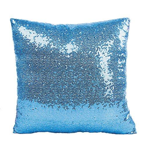 tzer Pailletten Dekoration Kissenbezug Dekokissen Covers Home Sofa Dekor Kissenbezüge ()