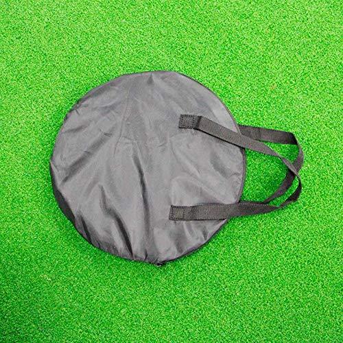 PerGrate Golfnetz, Chipping Pitch Cages Mats, tragbar, für die Ausbildung im Freien