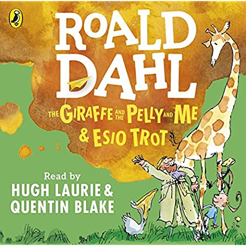 The Giraffe and the Pelly and Me & Esio Trot (Dahl Audio)