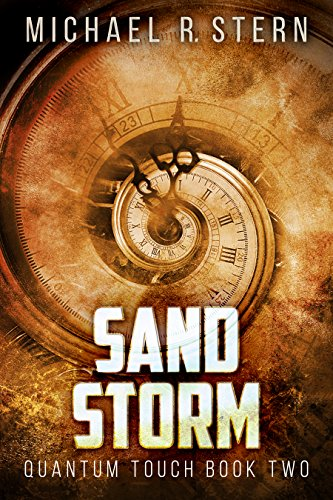 Sand Storm (Quantum Touch Book 2) (English Edition)