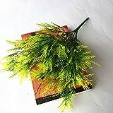HUAYIFANG Emulation Emulation Geliebten Grünen Pflanzen Gras Emulation Grüne Pflanzen Gras Grün Topfpflanzen Anlagenbau Liebhaber D.