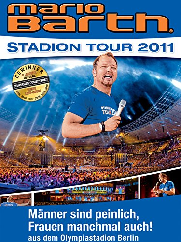 Mario Barth: Stadion Tour 2011 Cover
