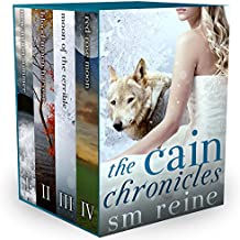 The Cain Chronicles, Episodes 1-4: New Moon Summer, Blood Moon Harvest, Moon of the Terrible, Red Rose Moon (Seasons of the Moon Book 5)