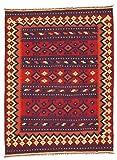 Kelim Teppich Afghan 206 x 157 cm