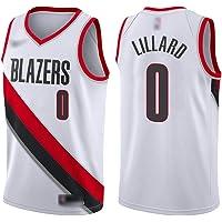 Tous Les /Étoiles Maillots De Basket-Ball # 23 James Lebron Les Fans De Basket-Ball Hommes Gilets Bleu New Jersey Sweat-Shirt Respirant BH184,2XL:185cm~190cm ATI-HSKJ 2020