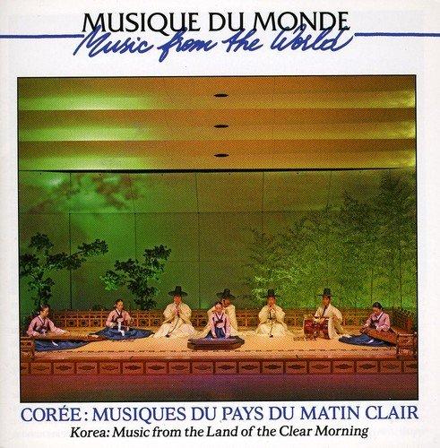 Coree: Musiques Du Pays Du Matin Clair