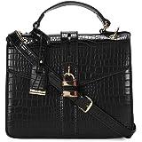 Van Heusen Spring-Summer 21 Handbag (Black)