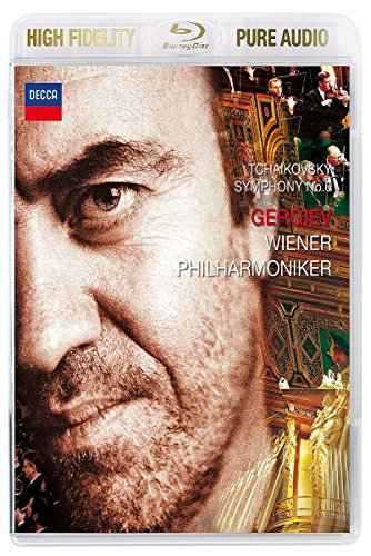 Sinfonie 6 Pathetique (Pure Audio) Dell Blu Ray Disc