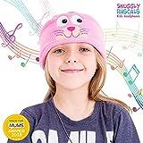 Snuggly Rascals (v.2) Kinder-Kopfhörer, Ultra-bequem, größenverstellbar und mit...
