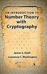 An Introduction to Number Theory with Cryptography by James S. Kraft (2013-09-06)