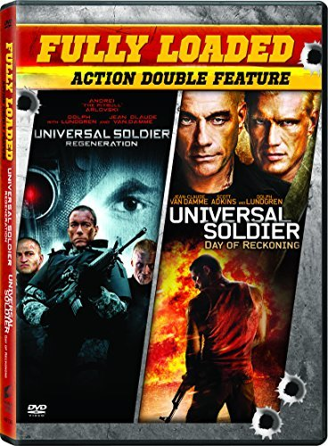Universal Soldier Day of Reckoning / Universal Soldier Regeneration by Jean-Claude Van Damme -