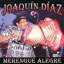 Merengue Alegre by Joaquin Diaz (2002-04-23)