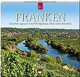 FRANKEN - Zwischen Spessart und Fichtelgebirge, Rhön und Altmühltal: Original Stürtz-Kalender 2018 - Mittelformat-Kalender 33 x 31 cm