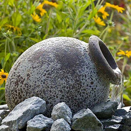 Gartenbrunnen Belastbarkeit