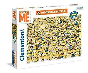 Clementoni 31450.8 - Despicable Me - Impossible Puzzle