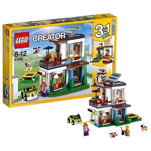 Casa modular moderna Lego Creator