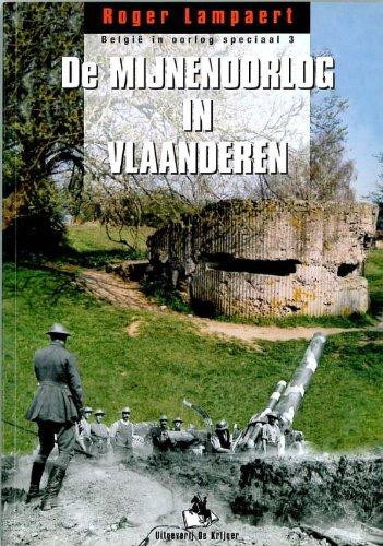 De mijnenoorlog in Vlaanderen (Belgie in oorlog speciaal)