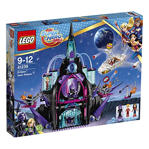 LEGO DC Super Hero Girls 41239 - Der dunkle Palast von Eclipso