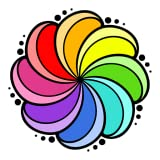 Best Adult Colorings - ColorFlow: Coloring Book for Adults & Mandala Review
