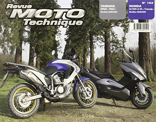 Rmt 153.1 Yamaha 500 Tmax 08/09+Honda Xl700v >2008