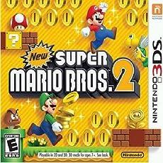 New Super Mario Bros. 2 (Nintendo 3DS) (NTSC)