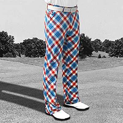 Royal & Awesome Herren Hose Plaid a Blinder Trousers von Royal & Awesome - Outdoor Shop