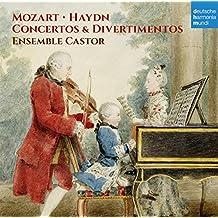 Concertos and Divertimentos