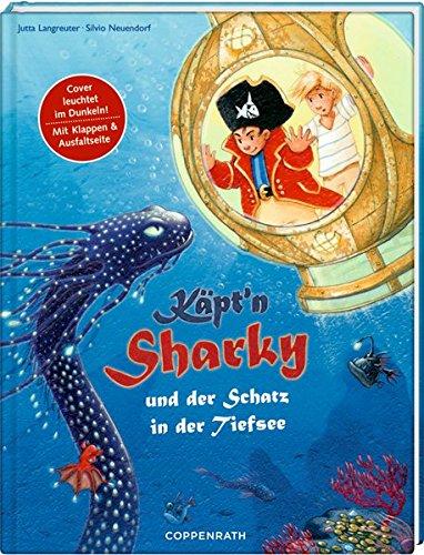 Preisvergleich Produktbild Käpt'n Sharky und der Schatz in der Tiefsee (Käpt'n Sharky (Bilderbücher))