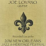 Joe Lovano Live at JazzFest 2016