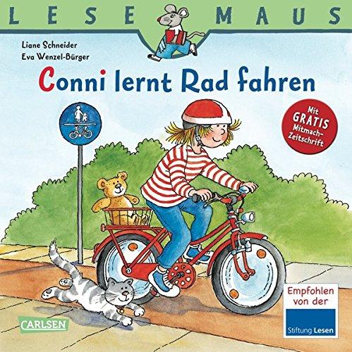 LESEMAUS-71-Conni-lernt-Rad-fahren