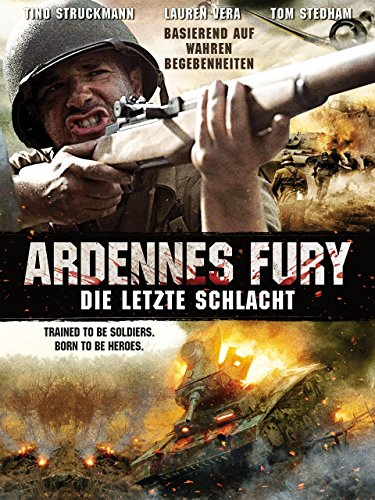 Ardennes Fury Cover