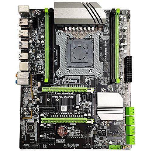 Jarhit Placa Base X99 LGA2011-3 Intel I7 E5 DDR4 4