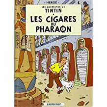 Les Aventures de Tintin. Les cigares du pharaon