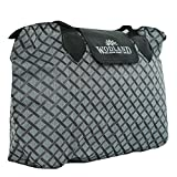 #1: Kuber Industries™ Waterproof Foldable Shopping Handbag, Travel Bag (Color & Print may vary as per availability)