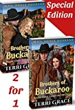 Brothers of Buckaroo 2-in-1 Special Edition: Lead Us West & Land of the Free